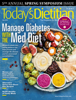 Manage Diabetes With the Med Diet - Today's Dietitian Magazine