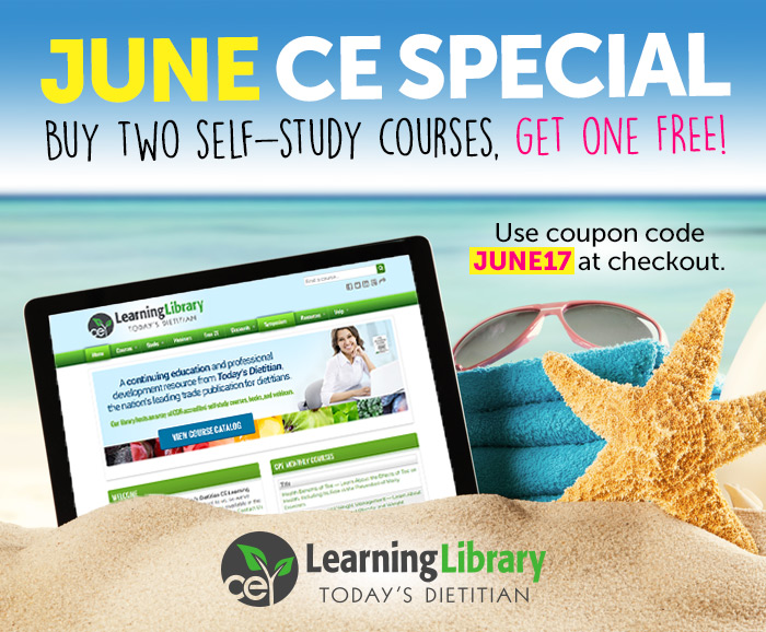 June CE Special - Buy two self-study courses, get one FREE!