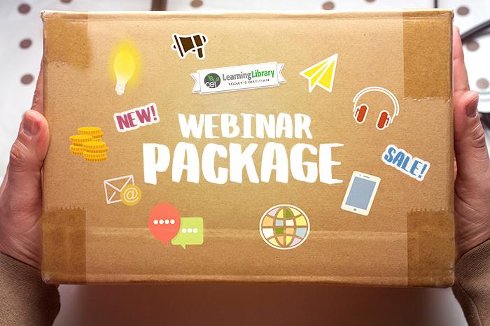 New Webinar 5 Pack!