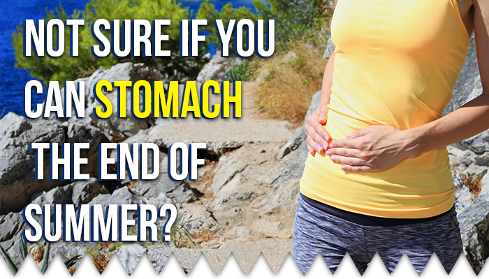 Not Sure If You Can Stomach The End Of Summer?