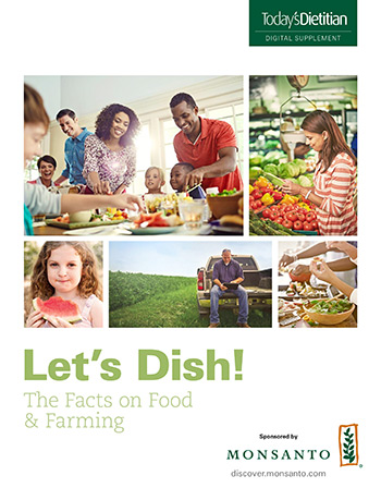 Let's Dish! The Facts on Food & Farming