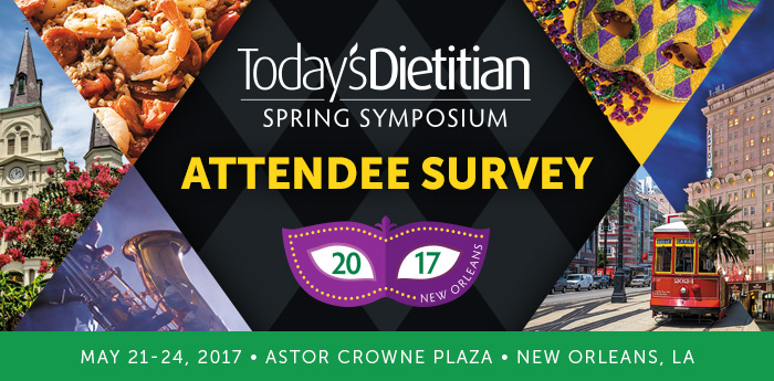 2017 Spring Symposium Attendee Survey