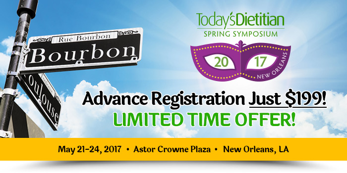 Advanced Registration Just $199! Limited Time Offer! May 21-24, 2017, Astor Crowne Plaza, New Orleans, LA