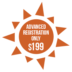 Advanced Registration Only $199