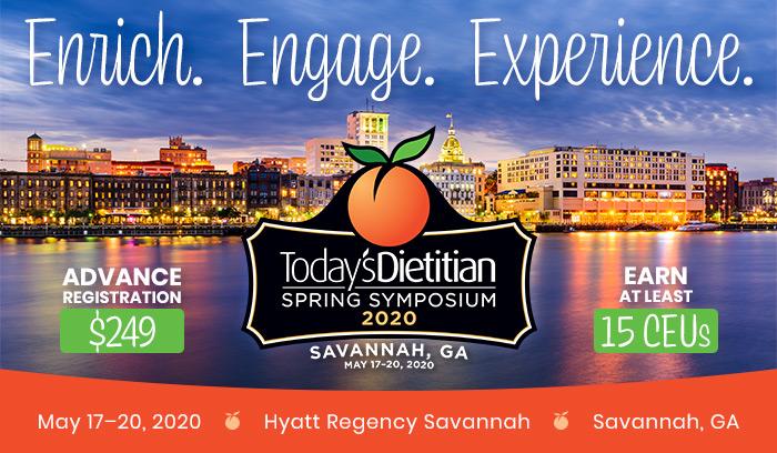 2020 Spring Symposium - May 17-20, 2020, Savannah, GA