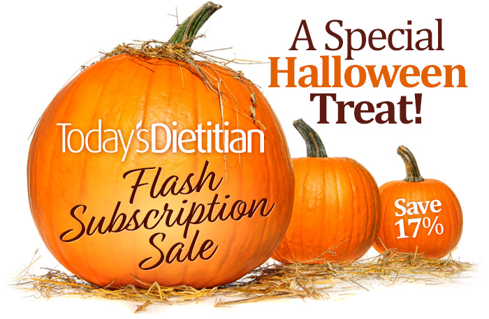 A Special Halloween Treat - Flash Subscription Sale - Save 17%