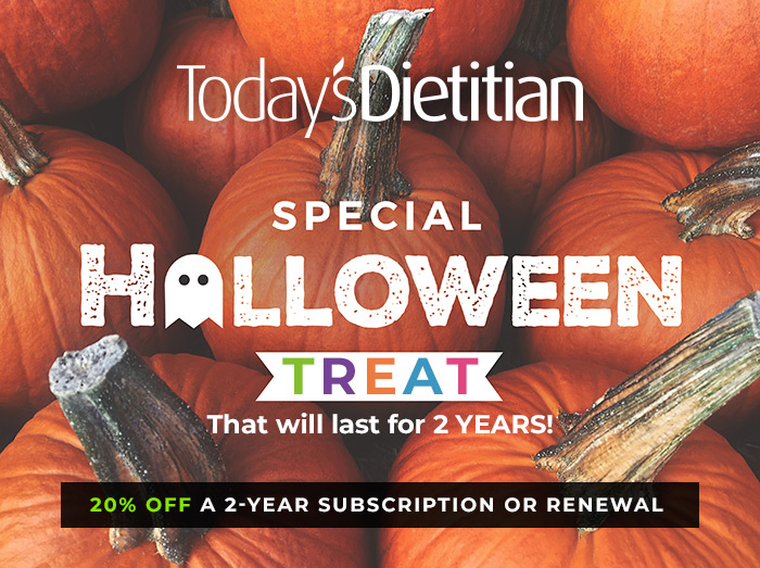 A Special Halloween Treat That Will Last for 2 Years! 20% OFF a 2-Year Subscription or Renewal