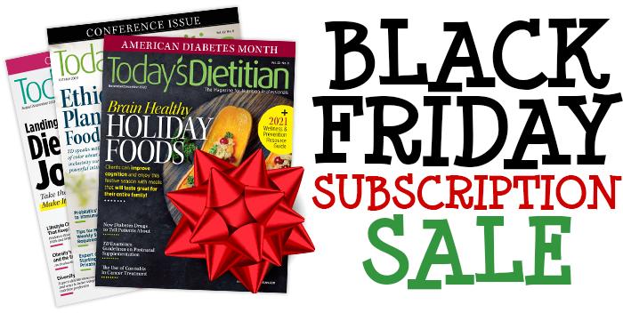 Black Friday Subscription Sale