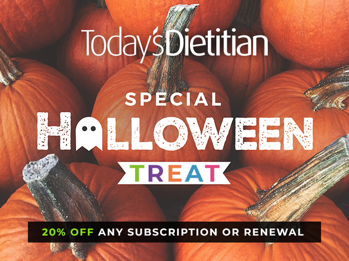 A Special Halloween Treat | 20% OFF Any Subscription or Renewal
