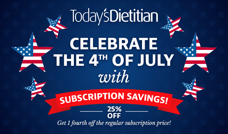 Celebrate the 4th of July with subscription savings!