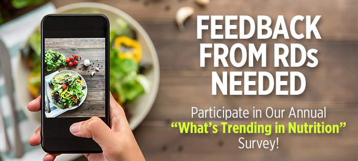 FEEDBACK FROM RDs NEEDED!