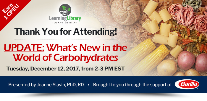 Thank You for Attending! - Update: What's New in the