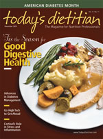 Cortisol — Its Role in Stress, Inflammation, and Indications for Diet Therapy